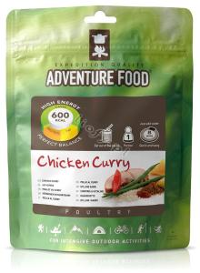 Jedzenie. Adventure Food. Chicken Curry